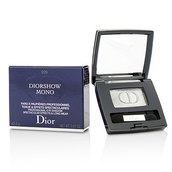Diorshow Mono Professional Spectacular Effects & Long Wear Eyeshadow - # 026 Techno