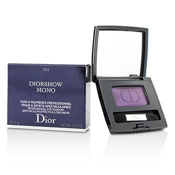 Diorshow Mono Professional Spectacular Effects & Long Wear Eyeshadow - # 994 Power