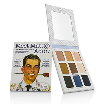Meet Matt(e) Ador Matte Eyeshadow Palette