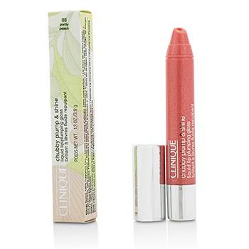 Chubby Plump & Shine Liquid Lip Plumping Gloss - #03 Portly Peach
