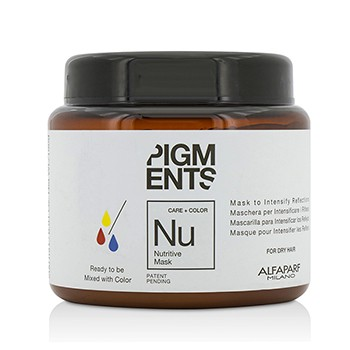 Pigments Nutritive Mask (For Dry Hair)