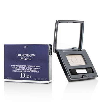 Diorshow Mono Professional Spectacular Effects & Long Wear Eyeshadow - # 554 Minimalism