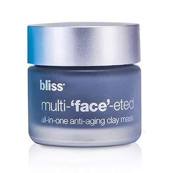 Multi-Face-Eted All-In-One Anti-Aging Clay Mask (Unboxed)