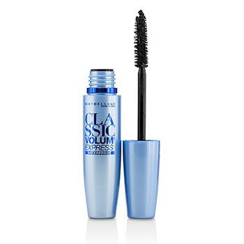 Volum' Express Classic Waterproof Mascara - # Black