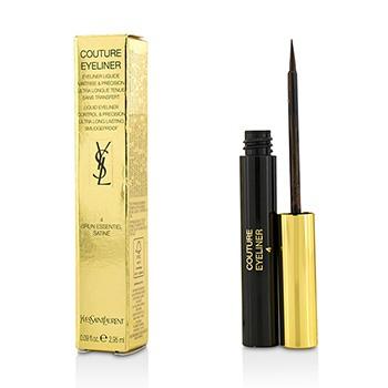 Couture Liquid Eyeliner - # 4 Brun Essentiel Satine