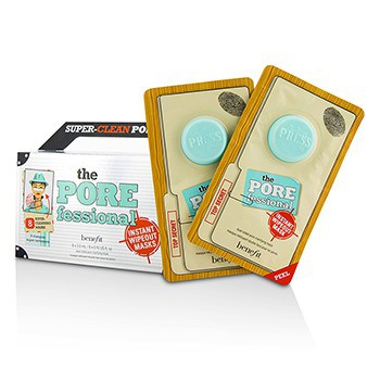 The Porefessional Instant Wipeout Masks