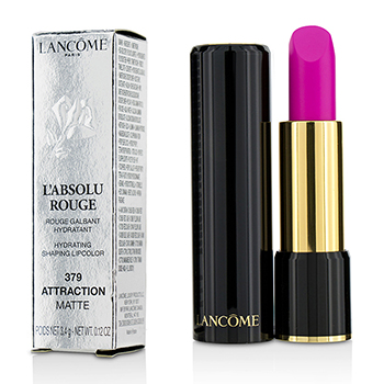 L' Absolu Rouge Hydrating Shaping Lipcolor - # 379 Attraction (Matte)