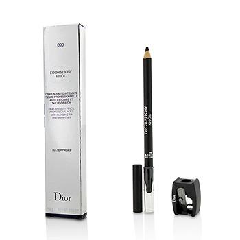 Diorshow Khol Pencil Waterproof With Sharpener - # 099 Black Khol