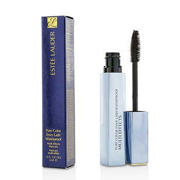Pure Color Envy Lash Waterproof Multi Effects Mascara - # 01 Black