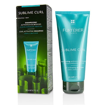 Sublime Curl Curl Activating Shampoo (Wavy, Curly Hair)