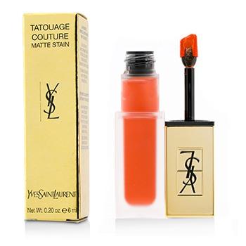 Tatouage Couture Matte Stain - # 2 Crazy Tangerine