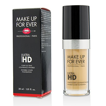 Ultra HD Invisible Cover Foundation - # Y255 (Sand Beige)