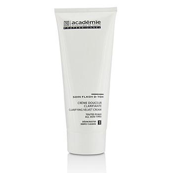 Clarifying Velvet Cream (Salon Size) - For All Skin Types