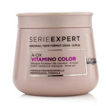 Professionnel Serie Expert - Vitamino Color A-OX Color Radiance Masque