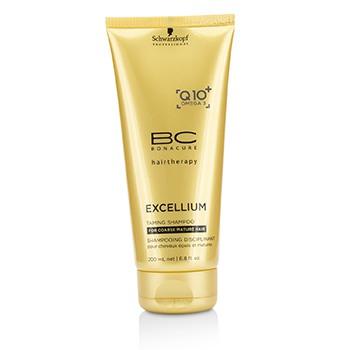 BC Excellium Q10+ Omega 3 Taming Shampoo (For Coarse Mature Hair)