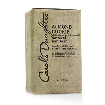 Almond Cookie Oatmeal Bar Soap