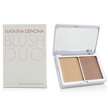 Blush Duo - # 15 (02 Toutou & 01 Sheer Nude)