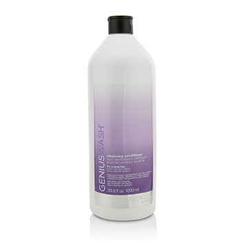 Genius Wash Cleansing Conditioner (For Coarse Hair)