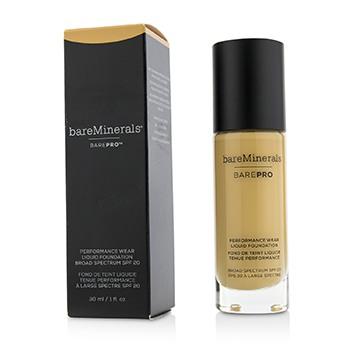 BarePro Performance Wear Liquid Foundation SPF20 - # 14 Silk