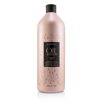 Oil Wonders Volume Rose Shampoo (For Fine Hair)