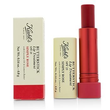 Butterstick Lip Treatment SPF25 - Simply Rose