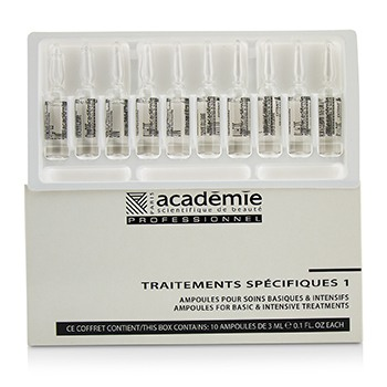 Specific Treatments 1 Ampoules Integral Cells Extracts - Salon Product