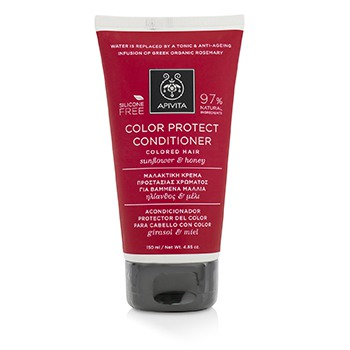 Color Protect Conditioner with Sunflower & Honey (For Colored Hair)