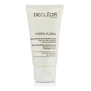 Hydra Floral Neroli & Moringa Anti-Pollution Hydrating Fluid SPF30 - Salon Product