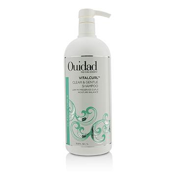 VitalCurl Clear & Gentle Shampoo (Classic Curls)