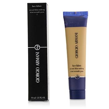 Face Fabric Second Skin Lightweight Foundation - # 2