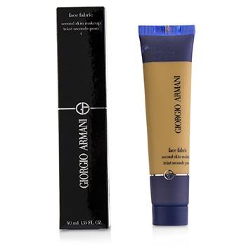 Face Fabric Second Skin Lightweight Foundation - # 4