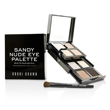 Sandy Nude Eye Palette