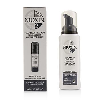 Diameter System 2 Scalp & Hair Treatment (Natural Hair, Progressed Thinning)